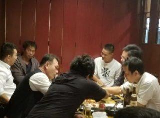 2017年10月食事会